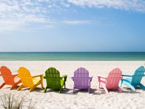 zomer-strand-wallpaper