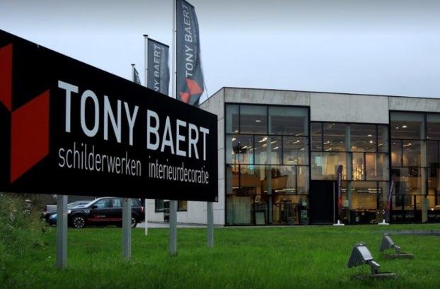 Tony Baert voorgevel